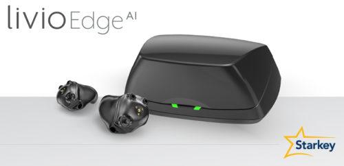 スターキー 充電式耳あな補聴器