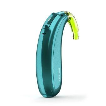フォナックの小児用補聴器