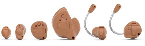 GN 耳あな補聴器