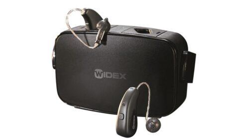 ワイデックス 充電式耳掛け補聴器